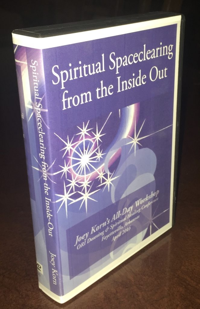 Spiritual Space Clearing from the Inside Out
